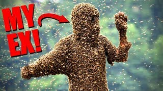 r/Nuclearrevenge I ATTACKED MY EX WITH 10,000 BEES!