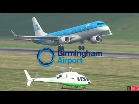 Spotting at Birmingham Airport | 11th October 2015