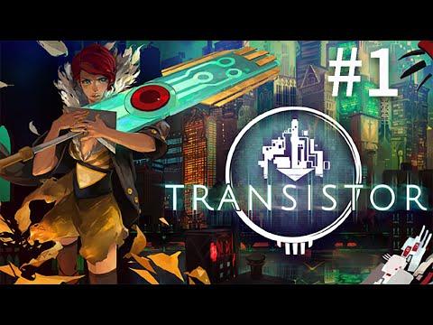 Transistor - IOS Apple TV Gameplay #1