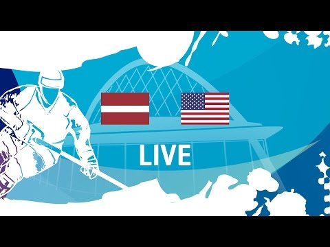 Latvia - USA | Full Game | #IIHFWorlds 2017