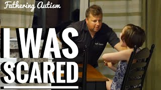 She Choked | Autism Mom Leaves | Fathering Autism Vlog #80