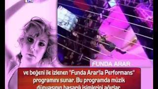 Funda Arar Biyografisi (Mehmetin Gezegeni 11.09.2011)