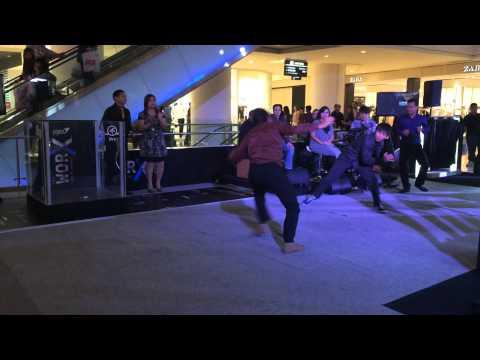 Capoeira Indonesia Jakarta VIVA BRAZIL show @JOBB day 5