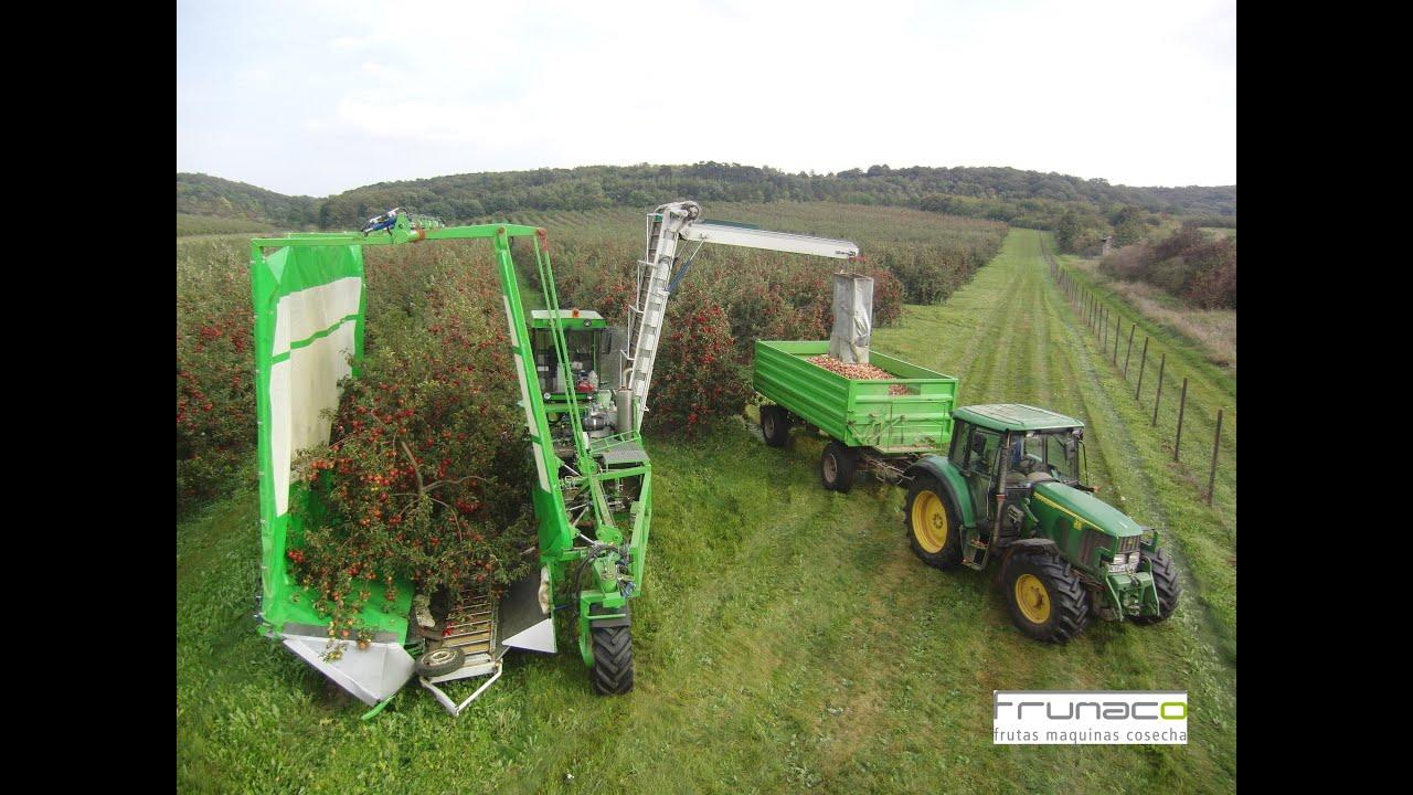 cucumber harvesting machine