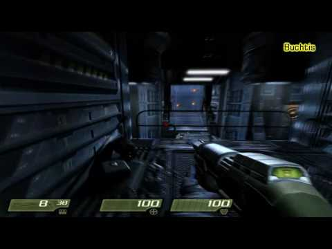 Quake 4 Walkthrough - Nexus Hub - Level 12