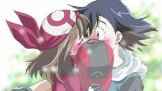 All comments on pokemon ash and may kiss the girl youtube
