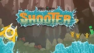 PixelJunk Shooter Ultimate Co-Op Campaign Mission 1