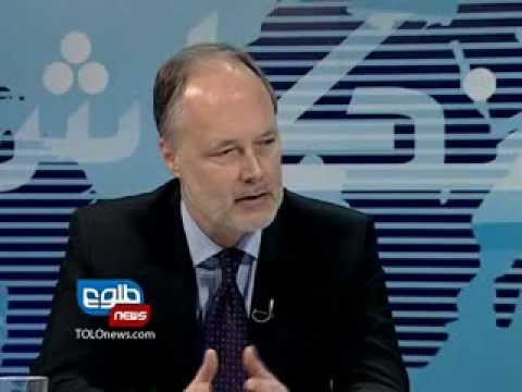 TOLOnews EXCLUSIVE with James Cunningham NOV 2012 (FARSI).