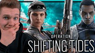 Operation Shifting Tides IS OUT! - Wamai & Kali! - Rainbow Six Siege LIVE w/ subs!