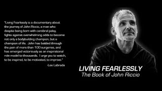 Living Fearlessly - The Book of John Riccio