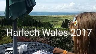Harlech Wales 2017