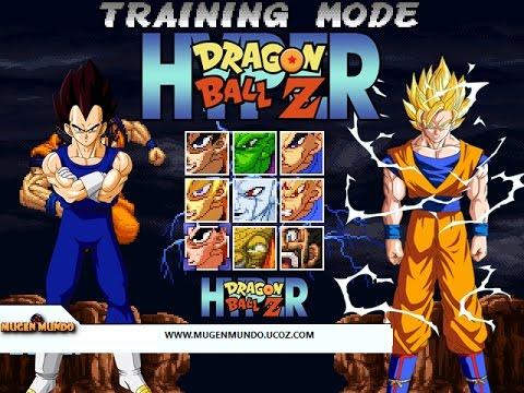 Hyper Dragon Ball Z - Champ
