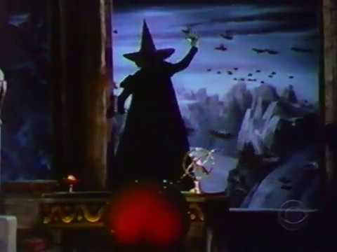 Wicked Witch of the West Sends Flying Monkeys to Capture Dorothy
