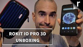 Rokit IO Pro 3D | Unboxing and Tour