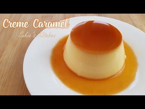 Cách làm bánh flan/creme caramel bất bại