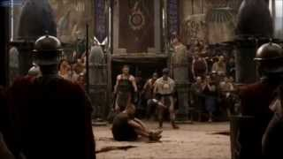 HBO Rome Titus Pullo In the Arena