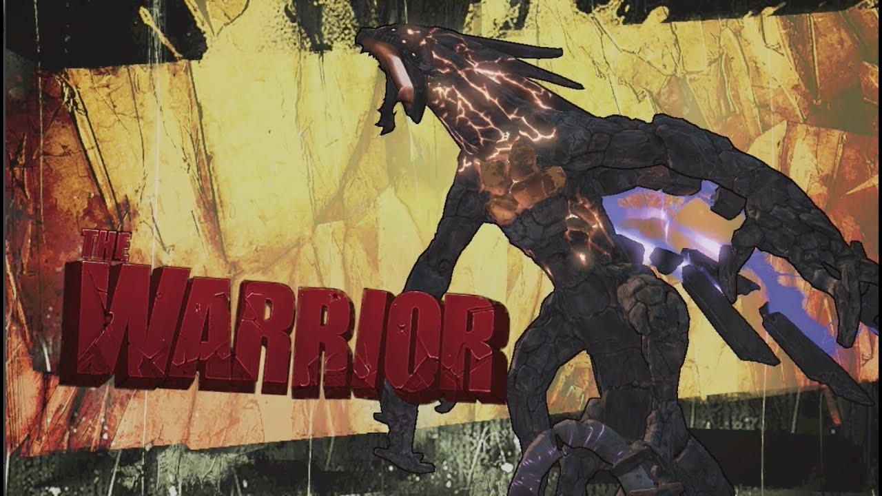 Image result for borderlands the warrior