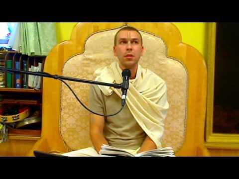 Бхагавад Гита 3.23 - Ашрая Кришна прабху