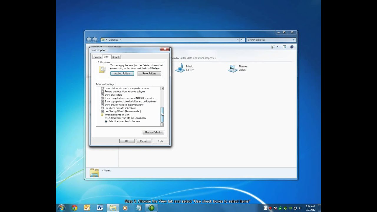 Selecting Files/Folders Using Checkboxes   Blog