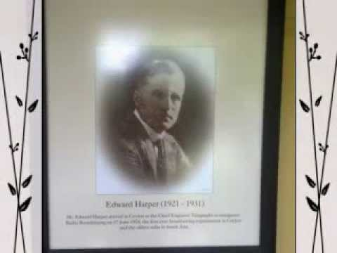 Edward Harper - The Father of Broadcasting in Ceylon (Sri Lanka)