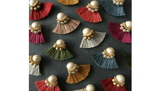 Very attractive, creative button making for kurti or any designs