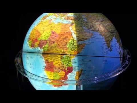 Night & Day Globe - Model: EDU-37502 - YouTube