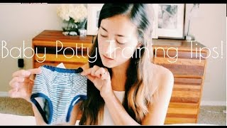 Baby Potty Training | Diaper-Free at 13 Months Old!