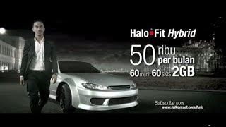 halo fit hybrid joe taslim