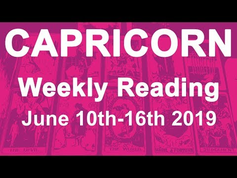 capricorn weekly tarot march 21 2020