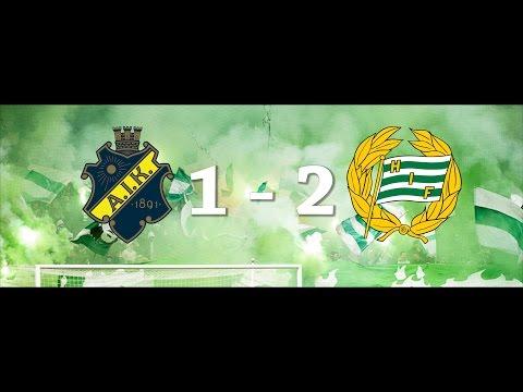 [ENG SUBS] AIK - Hammarby Svenska Cupen 2015