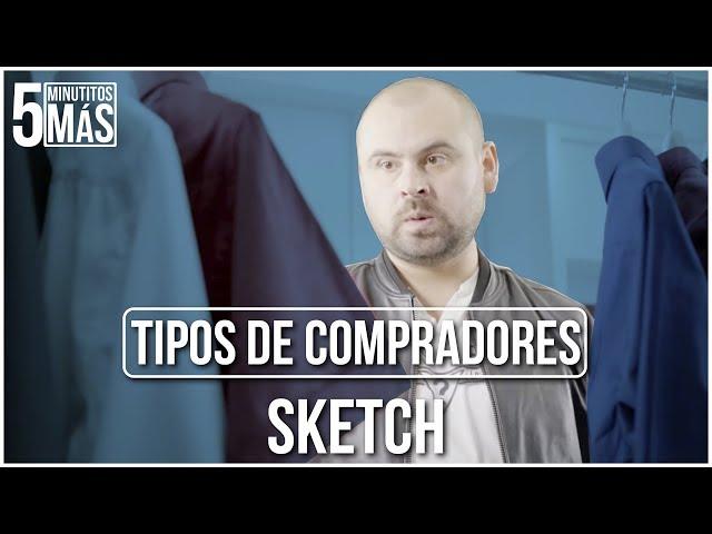 Tipos de Compradores | Sketch