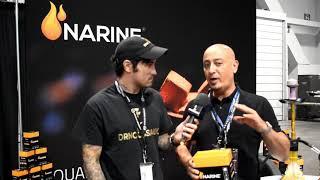 Narine Coals | Hookah Expo Worldwide 2018