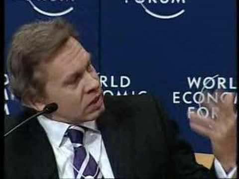 Davos Annual Meeting 2005 - Outlook on Terrorism in 2005