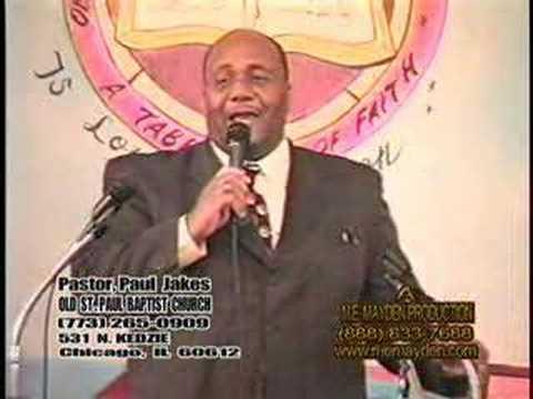 REV. PAUL JAKES -- ST.PAUL CHURCH #735B