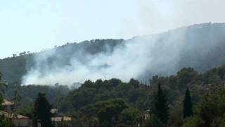 Incendio Genova (Mallorca) 2011-08-21