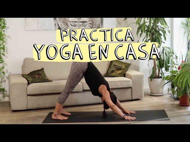 Practica yoga en casa  》 Vinyasa Yoga