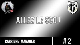 FIFA 14 | Angers | La bataille du promu | La bouffée d
