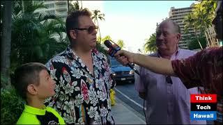 Nuclear False Alarm in Honolulu #3