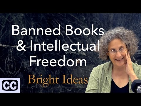 Professor Stone gives Talk: Banned Books & Intellectual Freedom; Shimer College: Bright Ideas Series