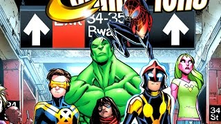 Hulk & the Young Heroes #1