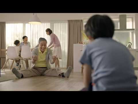 Volkswagen VW Commercial China - TSI Acceleration (English)