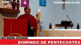 Misa de Pentecostes (20/05/18)
