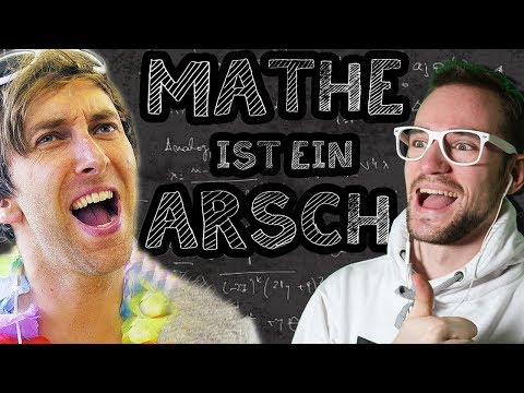 Sandra - Mathe ist ein Arsch (Official Music Video) | Freshtorge | REACTION