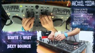 ELECTRO HOUSE 2015 EDM & MELBOURNE BOUNCE (No Copyright Music) | Michael Yeedm | DDJ-T1