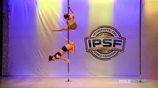 Albina Kreider Irina Mauch - IPSF World Pole Championships 2018