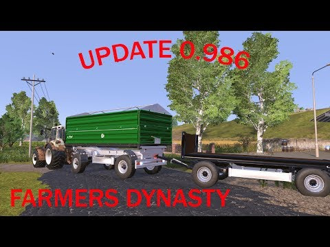 Farmer's Dynasty UPDATE 0 986