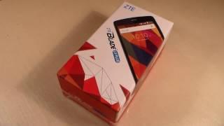 Обзор ZTE Blade L5 Plus (HD)
