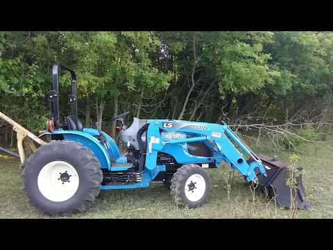 LS XG3140 Tractor Review