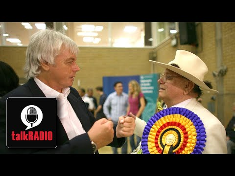 David Icke in conversation with Eamonn Holmes