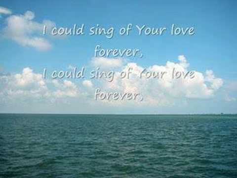 Клип Delirious? - I Could Sing of Your Love Forever